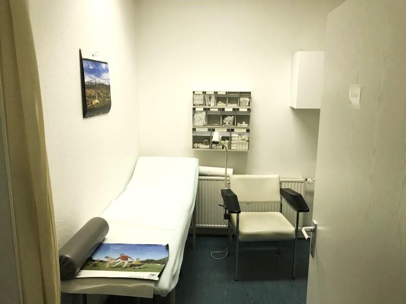 Hausarzt Praxis kaufen - Labor