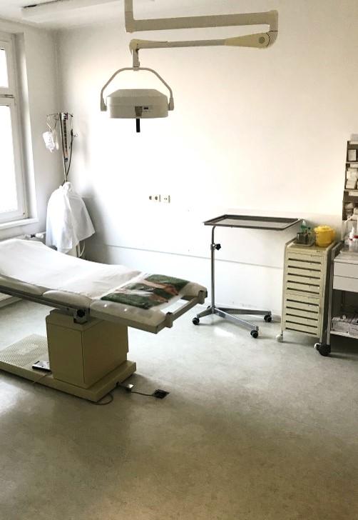 Hausarzt Praxis kaufen - OP1