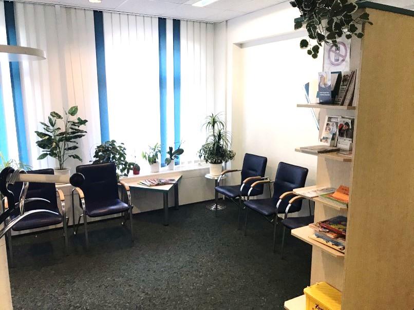 Hausarzt Praxis kaufen - Wartezimmer