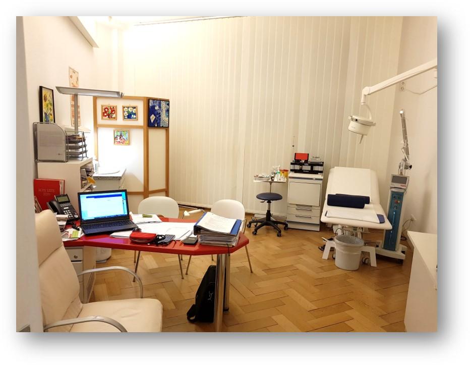 Ihr Behandlungsraum
