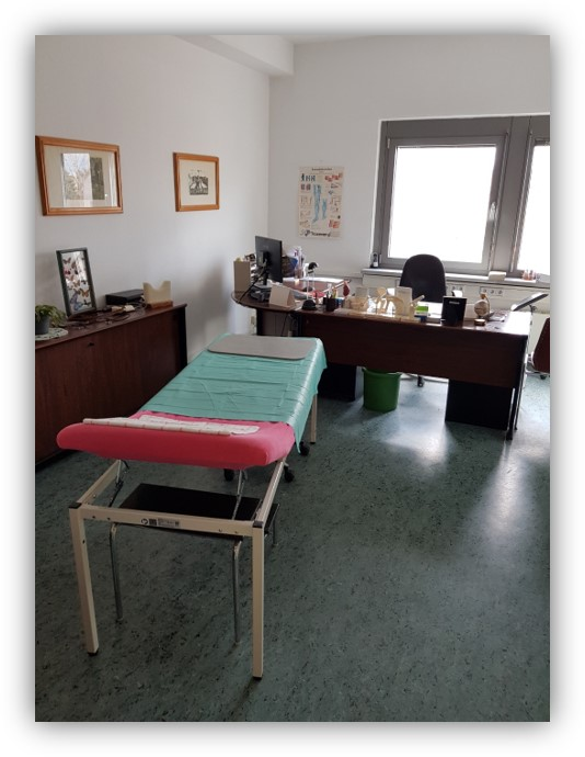 Hausarztpraxis in Berlin-Hohenschönhausen - Behandlung 2