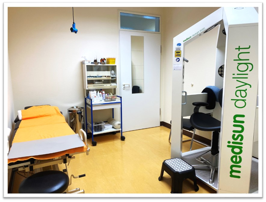 PDT Dermatologie Zehlendorf