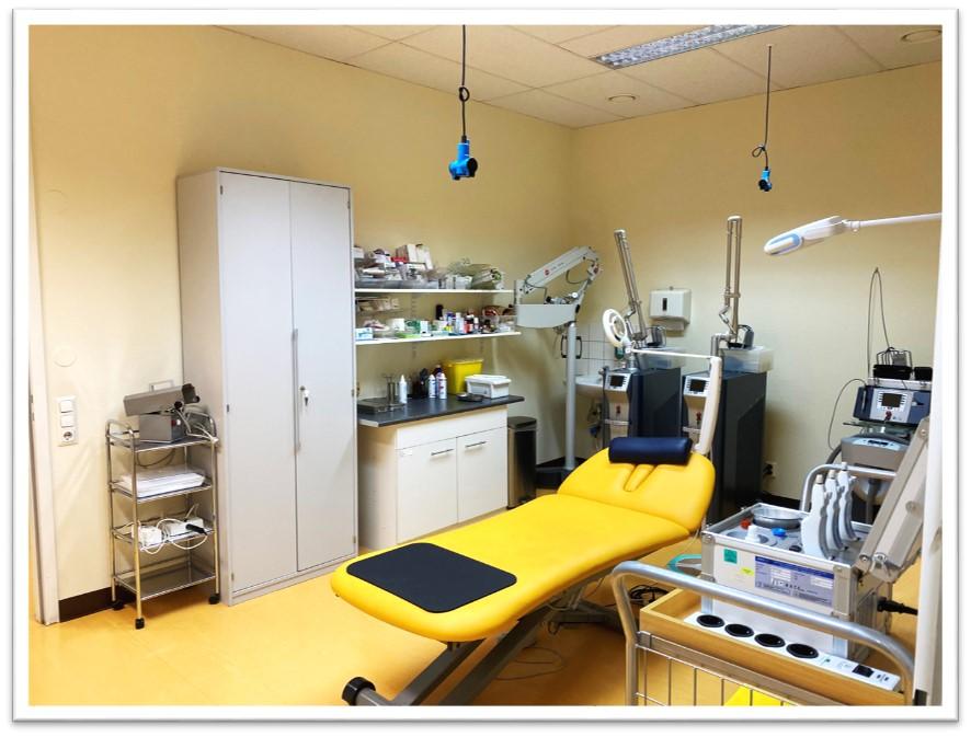 Lasereingriffe Dermatologie Zehlendorf