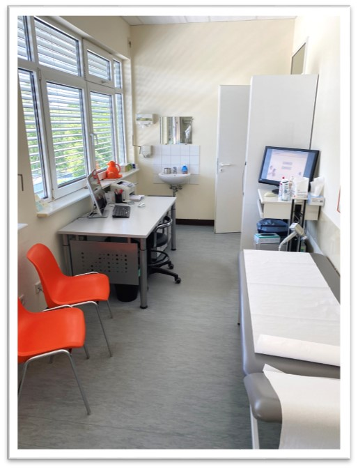 Behandlung Dermatologie Zehlendorf