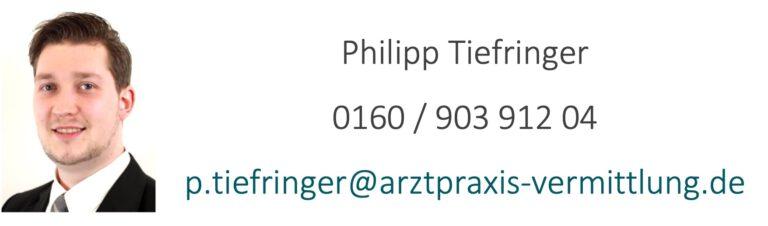 Philipp Tiefringer - Kontaktinformation
